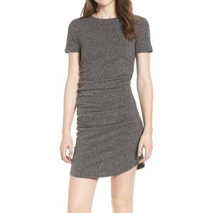 NWT BP rouched T- shirt dress